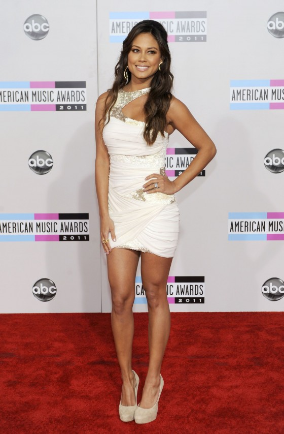 Vanessa Minnillo - Hot at 2011 American Music Awards in LA-04