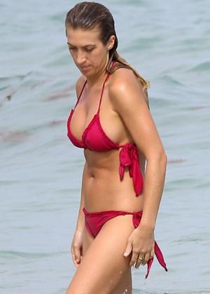 Vanessa Rivers Bikini Photos: 2014 in Miami-03
