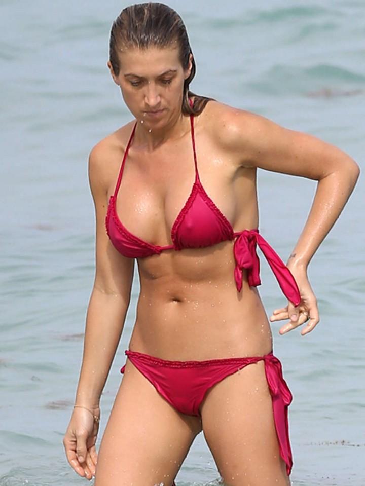 Vanessa Rivers Bikini Photos: 2014 in Miami-05