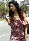 Vanessa and Stella Hudgens - Leggy Candids in Studio City-02