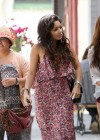Vanessa and Stella Hudgens - Leggy Candids in Studio City-03
