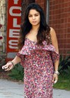 Vanessa and Stella Hudgens - Leggy Candids in Studio City-04