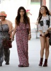 Vanessa and Stella Hudgens - Leggy Candids in Studio City-06