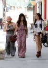 Vanessa and Stella Hudgens - Leggy Candids in Studio City-07