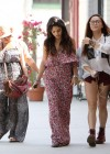 Vanessa and Stella Hudgens - Leggy Candids in Studio City-09