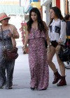 Vanessa and Stella Hudgens - Leggy Candids in Studio City-14
