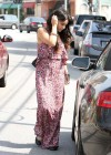 Vanessa and Stella Hudgens - Leggy Candids in Studio City-16