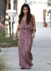 Vanessa and Stella Hudgens - Leggy Candids in Studio City-18