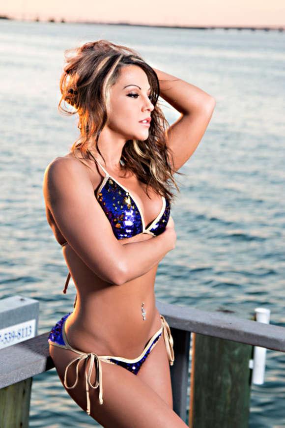 Velvet Sky In Blue Bikini 04 Gotceleb