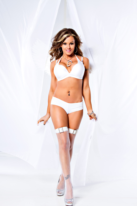 Velvet Sky – Christmas Angel Photoshoot