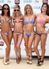 MMA Girls Wearing bikini at UFC Fight Week 2013-01