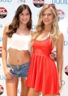 MMA Girls Wearing bikini at UFC Fight Week 2013-07