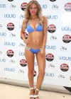 MMA Girls Wearing bikini at UFC Fight Week 2013-10