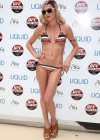 MMA Girls Wearing bikini at UFC Fight Week 2013-31