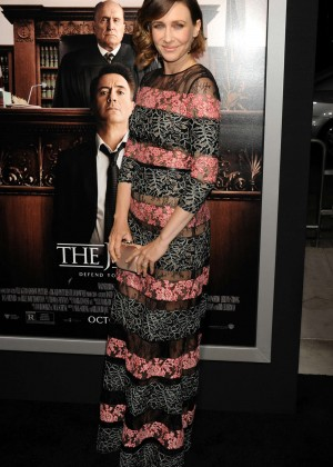 "Vera Farmiga - ""The Judge"" Premiere in LA"
