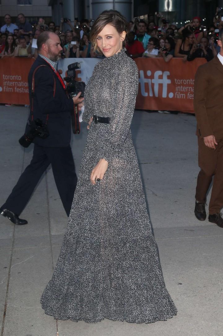"Vera Farmiga - ""The Judge"" TIFF Premiere in Toronto"