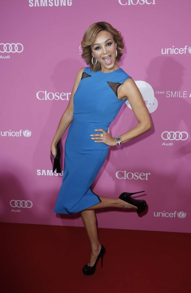 Verona Pooth - Closer Magazin Smile Award 2014 in Munchen
