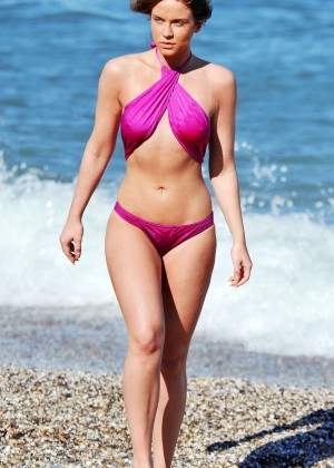 Vicky Pattison Bikini Photos: In Marbella -05
