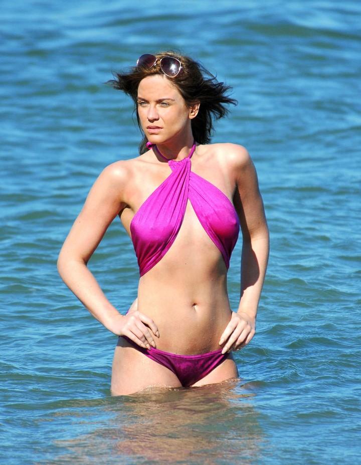 Vicky Pattison 2014 : Vicky Pattison Bikini Photos: In Marbella -18