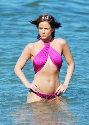 Vicky Pattison Bikini Photos: In Marbella -19