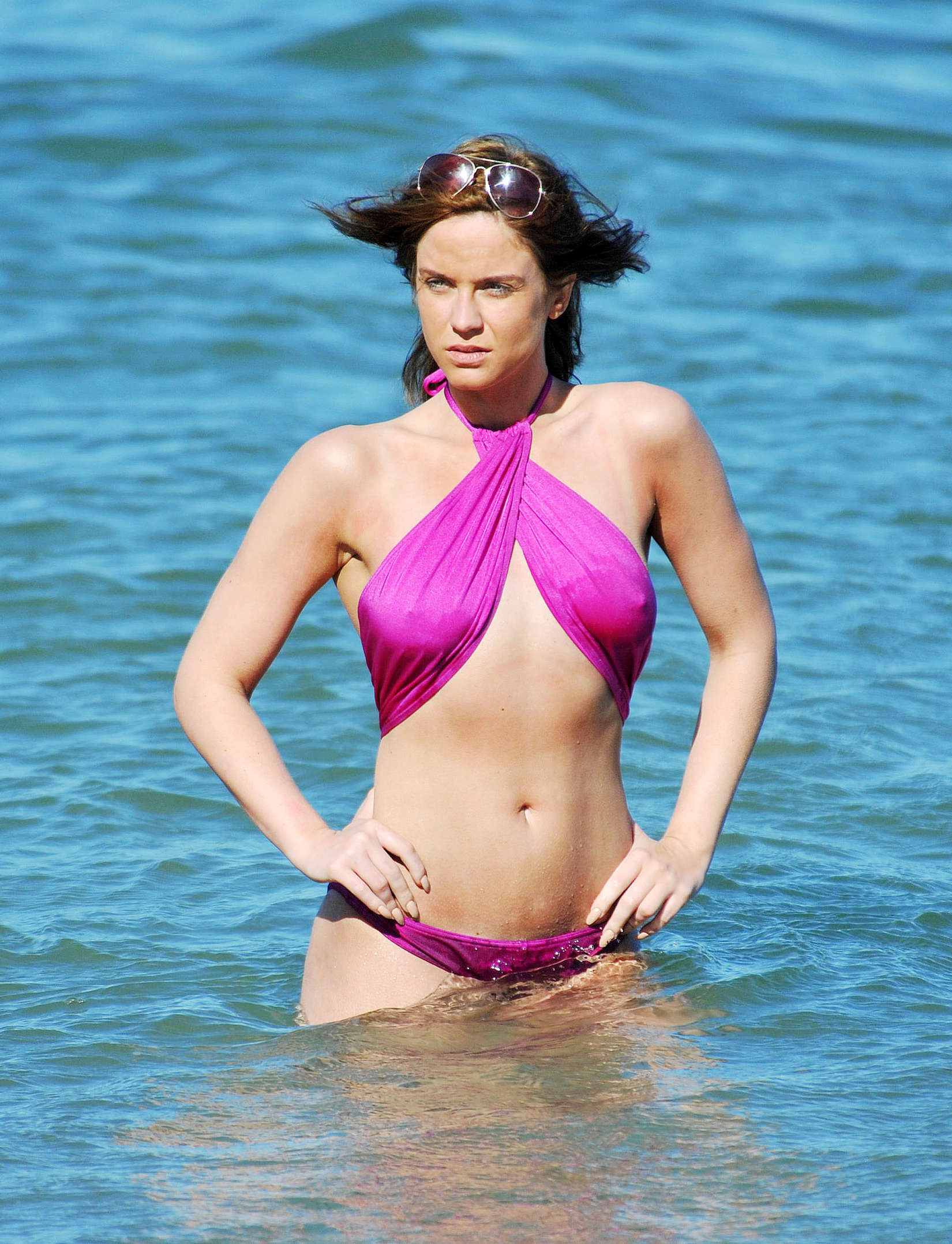 Vicky Pattison 2014 : Vicky Pattison Bikini Photos: In Marbella -19