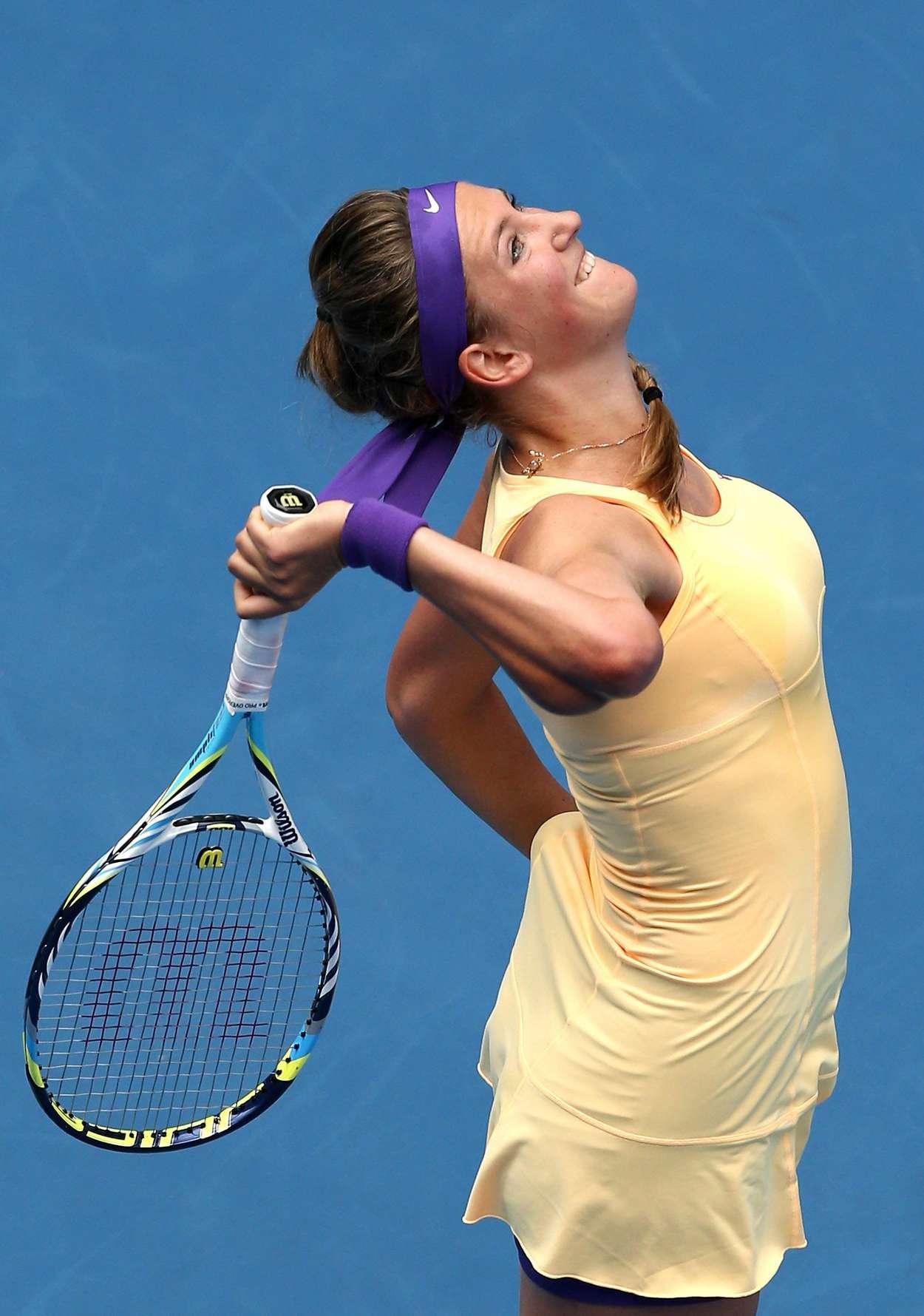 Victoria Azarenka - Australian Open 2013 (Day 4)