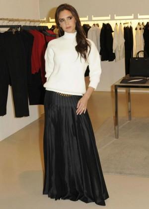 Victoria Beckham - Selfridges Collection Launch in Manchester