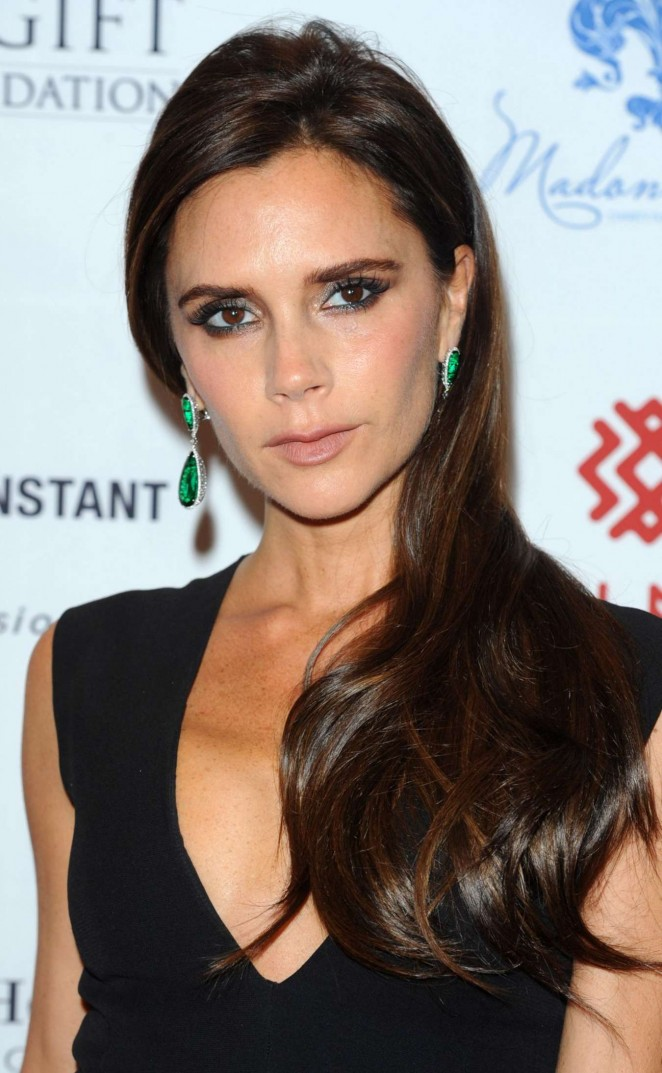 Victoria Beckham - The Global Gift Gala 2014 in London