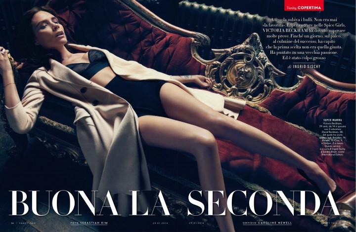 Victoria Beckham: Vanity Fair 2014 -02