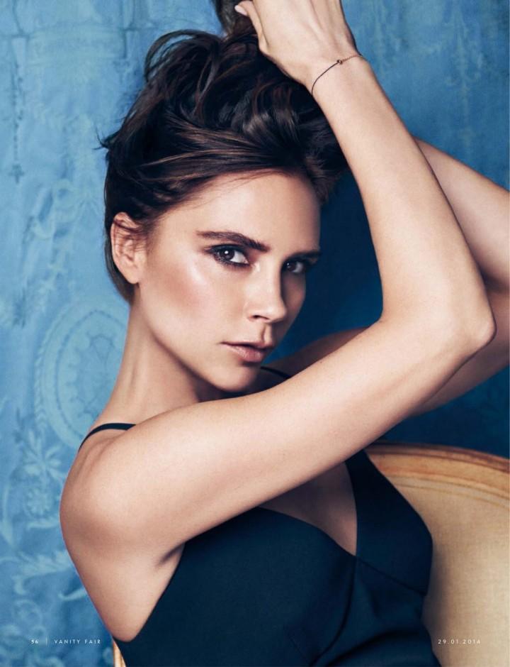 Victoria Beckham: Vanity Fair 2014 -03