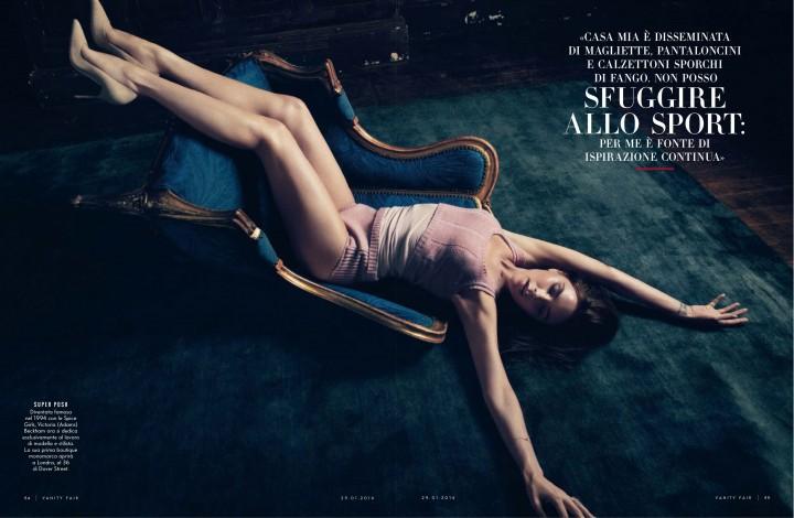 Victoria Beckham: Vanity Fair 2014 -04