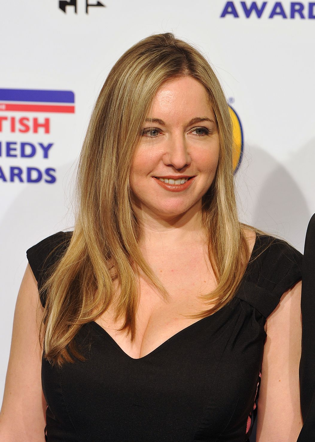 Victoria Coren At The British Comedy Awards 2017