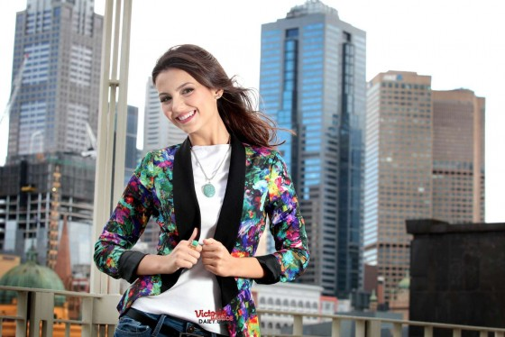 Victoria Justice � 2012 Andrew Tauber Photoshoot