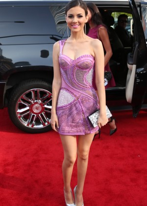 Victoria Justice: 2014 MTV Movie Awards -05