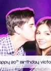 Victoria Justice - 20th birthday party -55