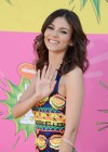 Victoria Justice - 2013 Kids Choice Awards -18