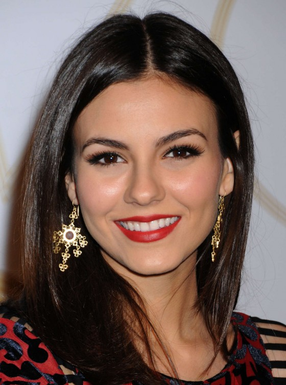 Victoria Justice at 2013 LoveGold Cocktails -05