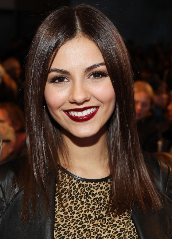 Victoria Justice – 2013 Mercedes-Benz Fashion Week-04