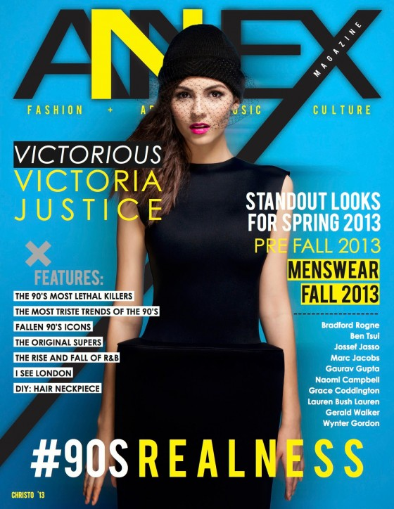 Victoria Justice for Annex -07