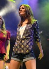 Victoria Justice at The House of Blues in LA-01