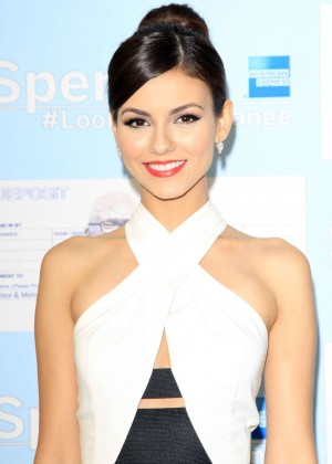 Victoria Justice - Spent: Looking for Change Premiere -03