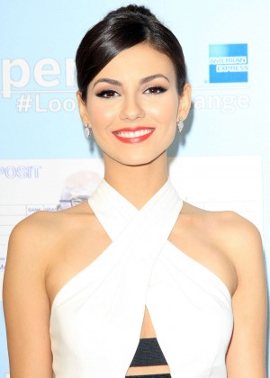Victoria Justice - Spent: Looking for Change Premiere -09
