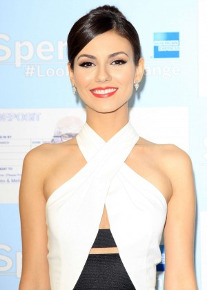Victoria Justice - Spent: Looking for Change Premiere -10