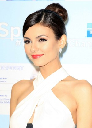 Victoria Justice - Spent: Looking for Change Premiere -14