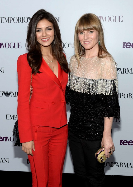 Victoria Justice – Teen Vogue 2013 Young Hollywood Party in LA -08