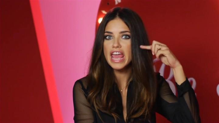 Victorias Secret Angels: 2014 Crazy Stupid Love & Valentine Day -10