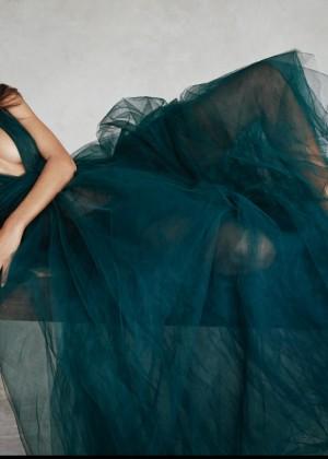 Candice Swanepoel: Vogue UK 2014 -02
