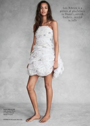 Candice Swanepoel: Vogue UK 2014 -08