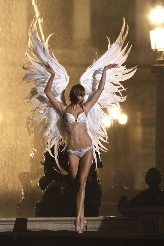 Victoria Secret Angels in Paris -23