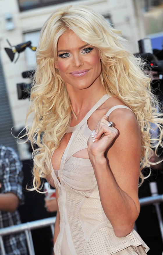 Victoria Silvstedt – 64th Cannes IFF – Fashion for Relief